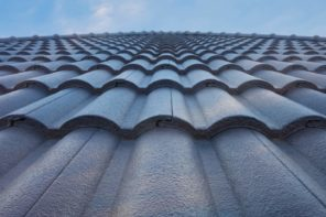 The Different Types of Roofing Materials: A Detailed Guide. Asphalt shingles at the top of the house