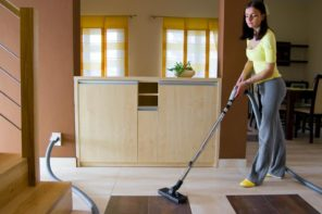 Central Vacuum Systems and How They Work. Vacuuming the house