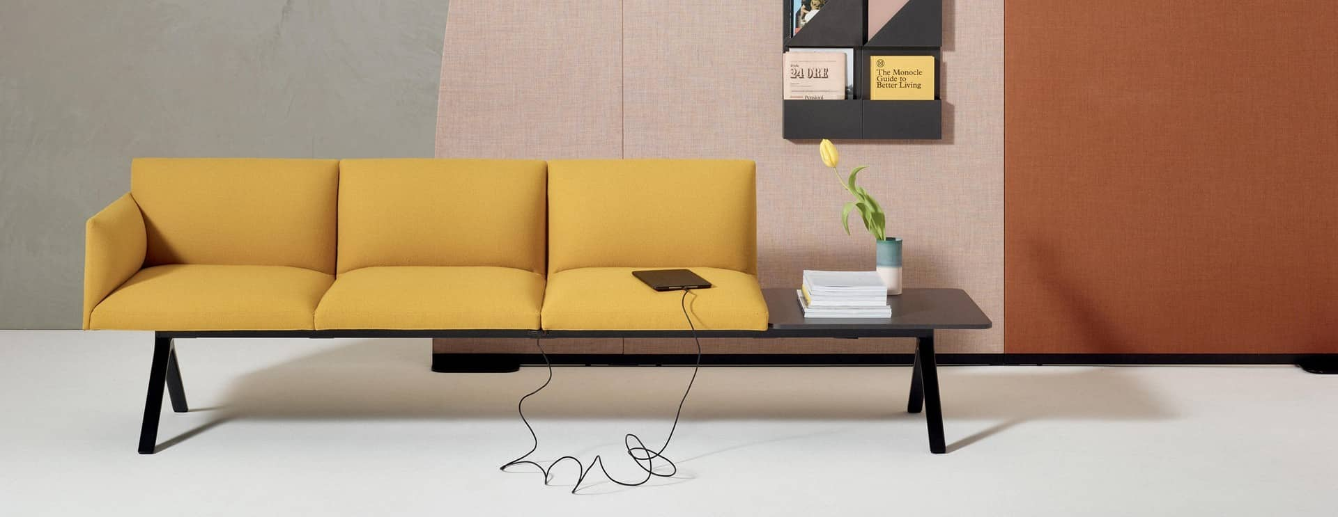 Interior Design: Professional Consultation from Cavallini1920. Yellow living room soft chairs