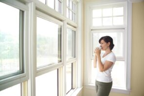 Let in the Light! 7 of the Best Window Styles to Consider for Your Home. Sashed modern windowpanes for sunroom