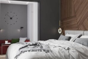 Designing Connected Homes: Make Your Smart House Functional & Appealing. Bedroom full of technology
