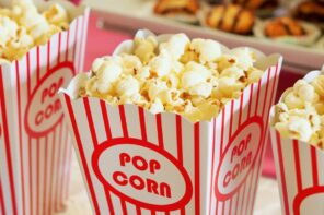 5 Home Theater Tips Other Than Getting a Kicking Projector. Popcorn box before watching a movie