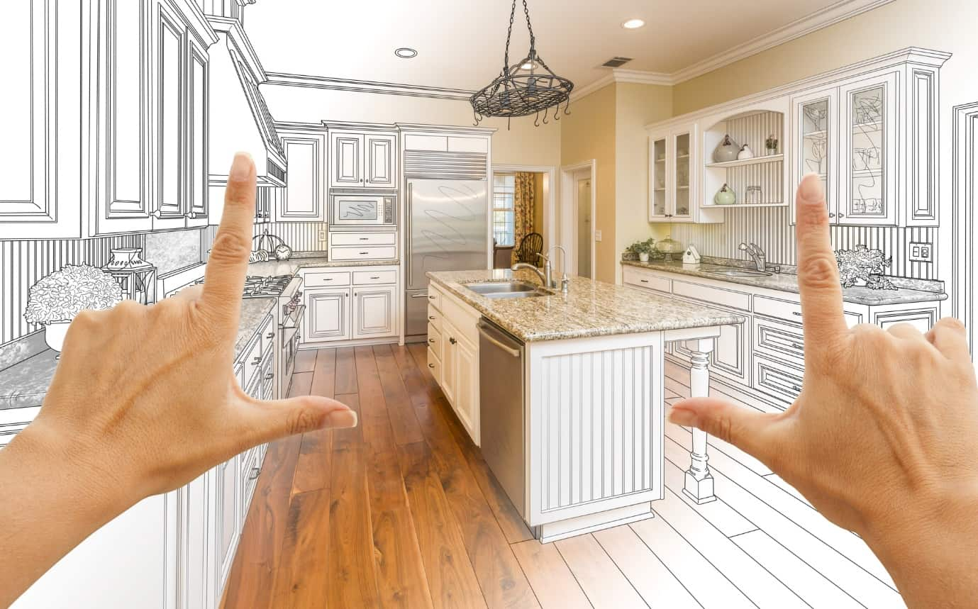 9 Remodeling Tips You Want To Know. The project visualization in the modern kitchen