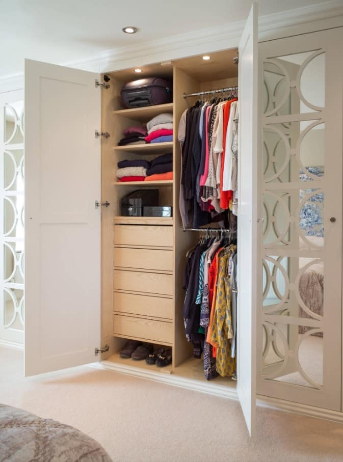 The Four Main Things You Should Consider When Designing Wardrobe. Functional and accessible design