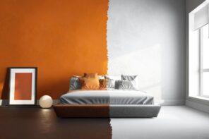 5 Unique Ways to Use Colour in Home Interiors. Pronouned two color interior design