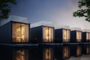 How To Convert A Shipping Container Into A Functional Space. Neat holiday cottages near the water