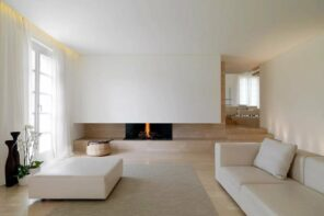 Minimalism for Living Room: Laconic Practical Design