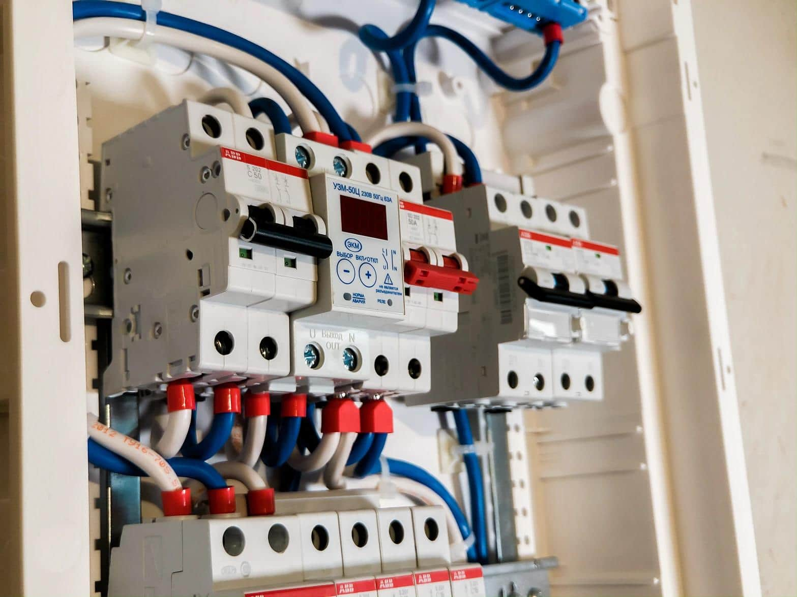 What You Need To Know Before Wiring Up Your Home. Electric fuses on the substrate