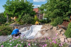 What Are Geotextiles Used For? Applying the textiles by your own hands