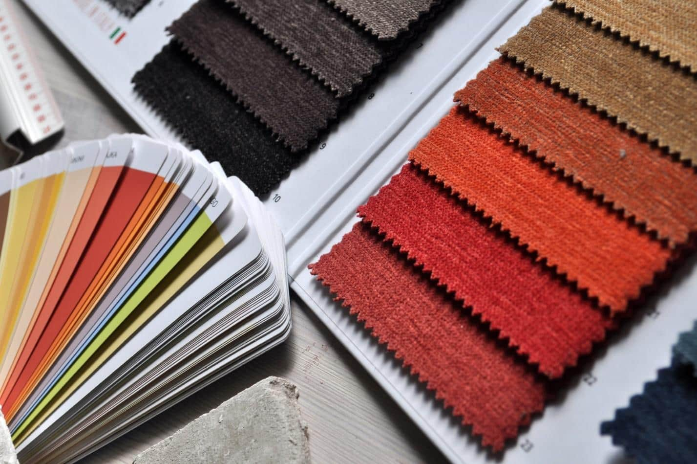 5 Best Design Courses for Students. Interior finishing materials' testers