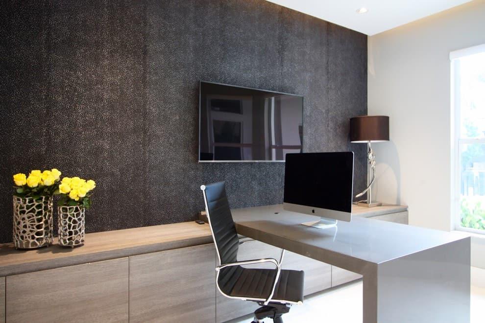 Cabinet in minimalist style