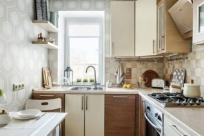 How Can Kitchen Remodeling Boost Your Property's Value in Utah. Small area about to be refreshed with renovation