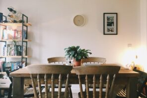 5 Easy Ways to Transform Your Dining Room