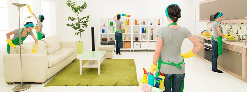 12 Useful Cleaning Tips For People Who Hate Cleaning. Taking care of the room with lots of storage