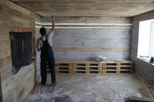 Five Highest ROI Basement Renovation Projects. Starting basement renovation in modern style