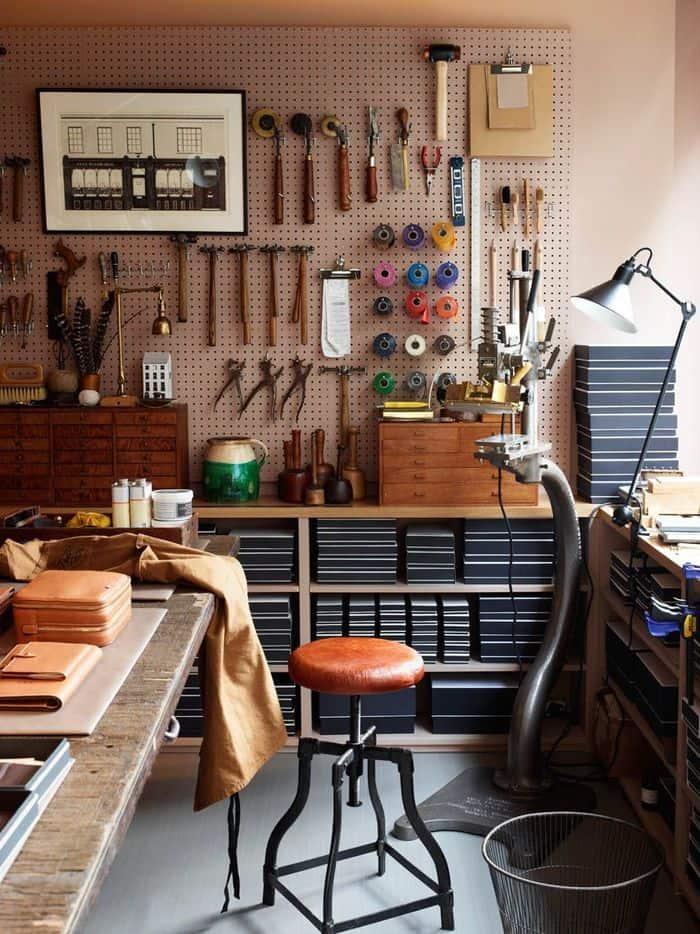 14 Marvelous Ideas for a Home Extension Design. Neat workshop design