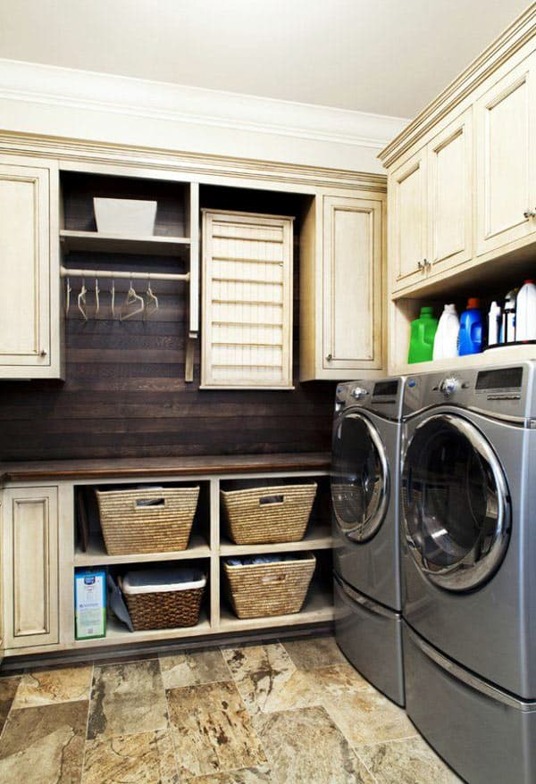 14 Marvelous Ideas for a Home Extension Design. Laundry at the utility room