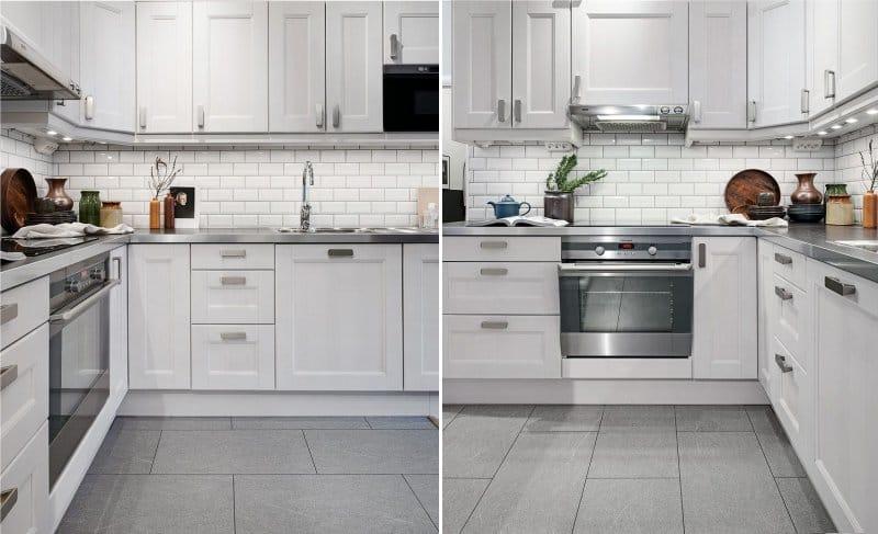 A Guide To Using Granite In Your Kitchen. Ceramic granite tile for contemporary kitchen