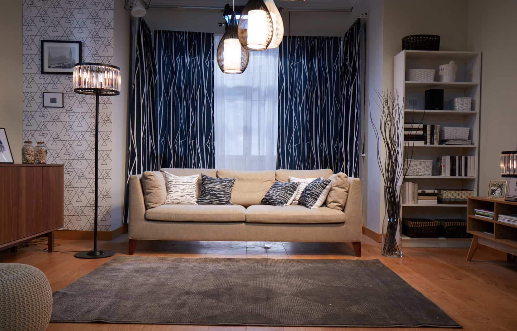 10 Tips for Cleaning a House You Have Inherited. Simple casual designed room with an order in things