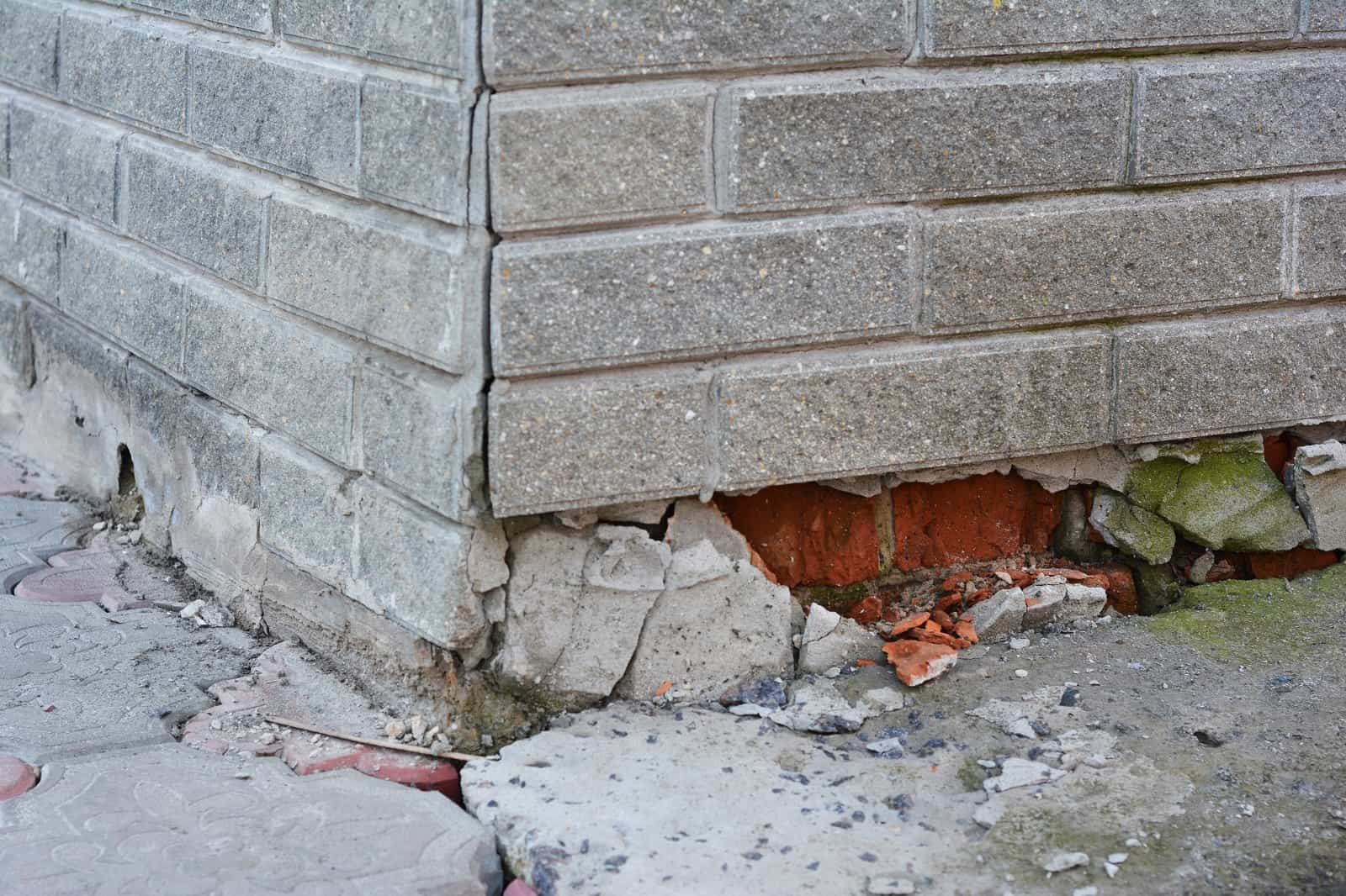 Top 4 Causes Of Foundation Damage To Your House. Cracking of the covering layer because of humidity and cold weather
