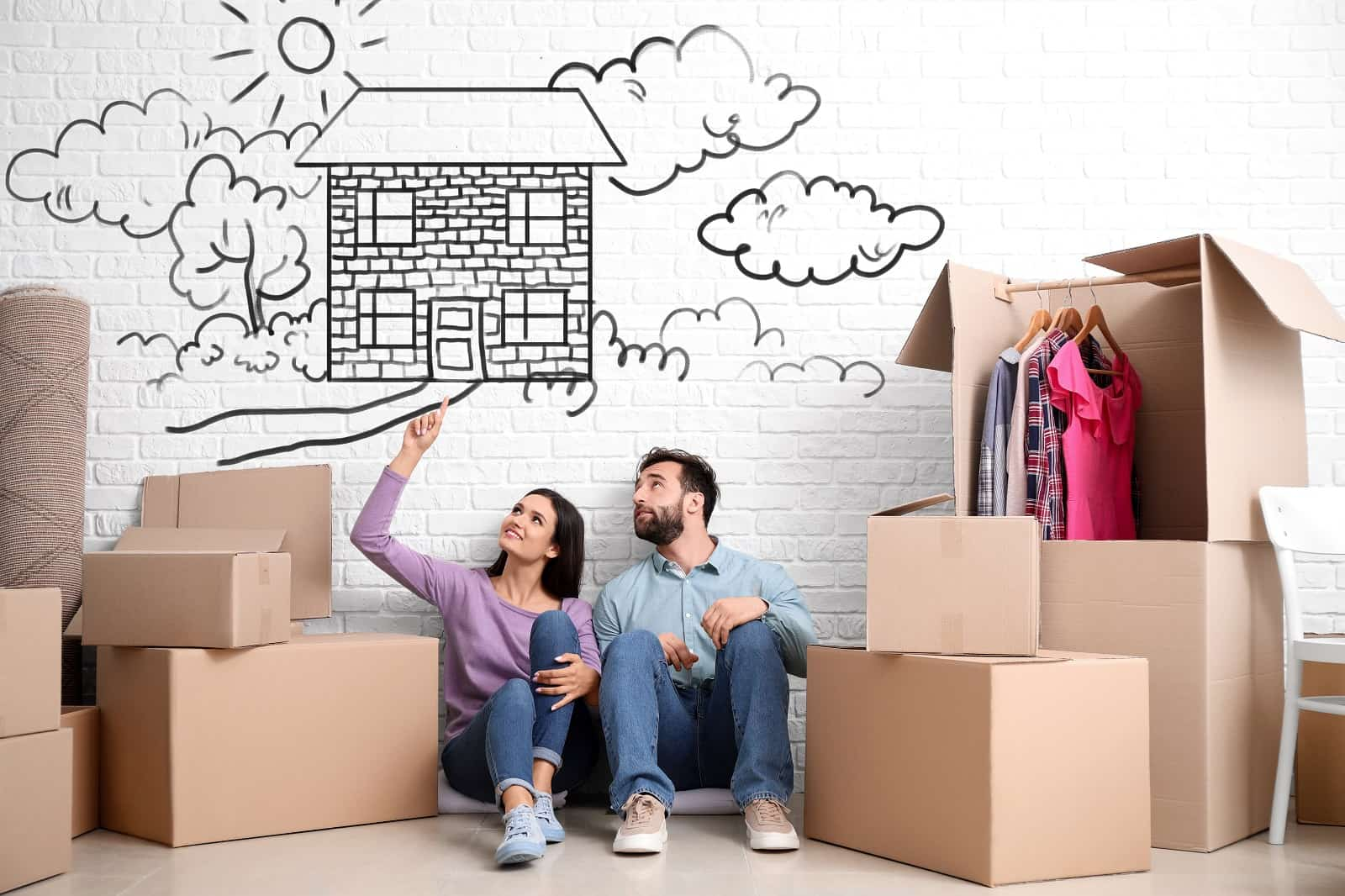 5 Tips to Prepare Your New Home Before Moving. Planning the new life before unpacking personal things
