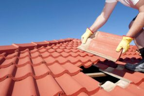 How To Restore And Repair Your Roof Without Replacing It. The replacing of broken ceramic shingle